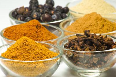 Samla ihop pengar genom försäljning av kryddor
